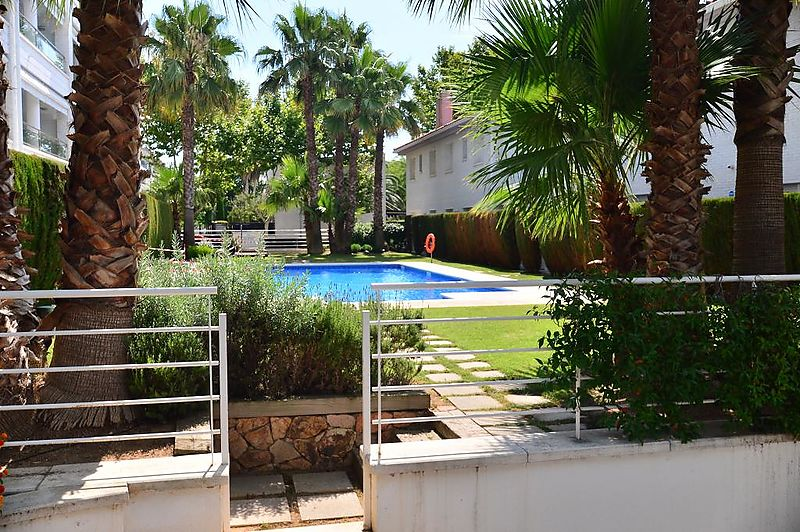 Beautiful 3 bedroom apartment in the area of the port of Playa de Aro