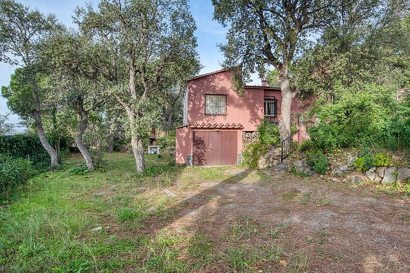 Detached house in roca de malvet